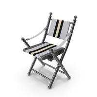 Eichholtz Chair Folding Cote D'or PNG & PSD Images
