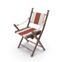 Eichholtz Chair Folding Scarlet PNG & PSD Images