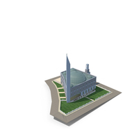 Modern Mosque PNG & PSD Images