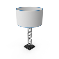 Eichholtz Lamp Table St Barth PNG & PSD Images