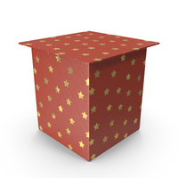 Christmas BOX Closed PNG & PSD Images