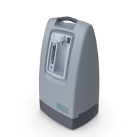 Oxygen Concentrator PNG & PSD Images