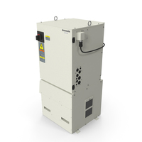 Panasonic Power Supply for Welding Robot PNG & PSD Images