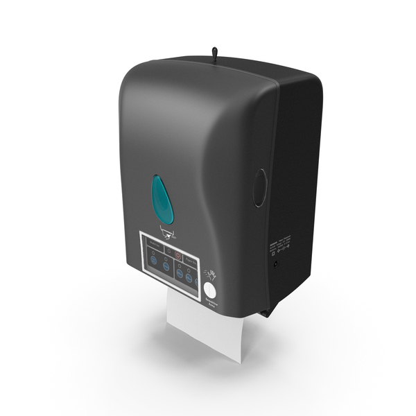 Paper Towel Dispenser Generic PNG & PSD Images