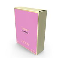Parfum Box Chanel Chance Eau Parfum Vaporisateur PNG & PSD Images