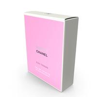 Parfum Box Chanel Chance Eau Tendre PNG & PSD Images