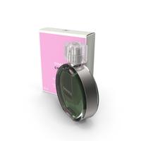 Parfum Chanel Chance Eau Fraiche with Box PNG & PSD Images