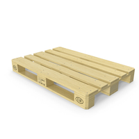 Euro Pallet PNG & PSD Images