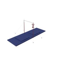 Gymnastics High Bar PNG & PSD Images