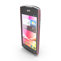 Acer Liquid Glow Pink PNG & PSD Images