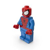 Lego Spider-Man PNG & PSD Images