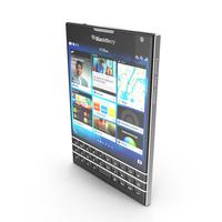 Blackberry Passport Smartphone PNG & PSD Images