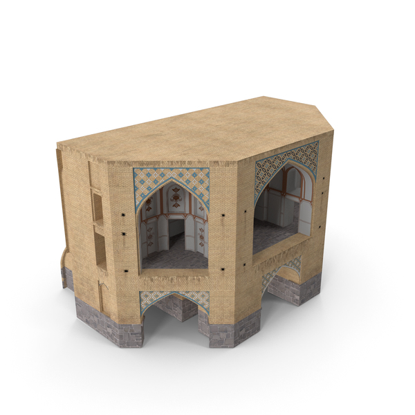 Persian Building PNG & PSD Images