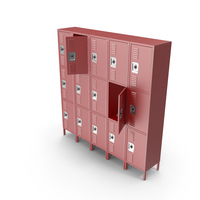 Personal Lockers PNG & PSD Images
