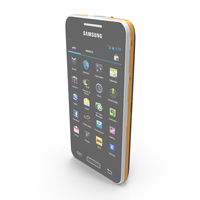 Samsung Galaxy Beam PNG & PSD Images