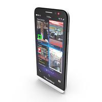 Blackberry Z30 Smartphone PNG & PSD Images