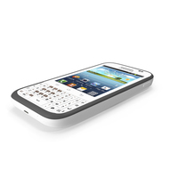 Samsung Galaxy Chat B5330 PNG & PSD Images