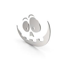 Pumpkin Figure Cartoony Metal PNG & PSD Images
