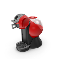 Dolce Gusto Creativa Red PNG & PSD Images