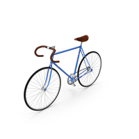 Fixed Gear Bicycle PNG & PSD Images