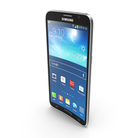Samsung Galaxy Round G910S Curved Smartphone PNG & PSD Images