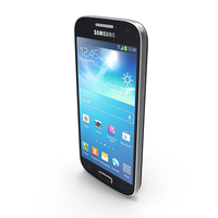 Samsung Galaxy S4 Mini PNG & PSD Images