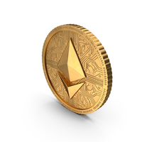 Coin Ethereum Old PNG & PSD Images