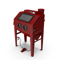 Heavy Blast Cabinet PNG & PSD Images