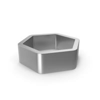 Metal Hexagon PNG & PSD Images