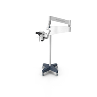 Large Operating Microscope PNG & PSD Images