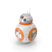 BB 8 Droid PNG & PSD Images