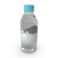 Plastic Bottle 330ml PNG & PSD Images