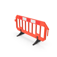 Plastic Road Safety Fence PNG & PSD Images
