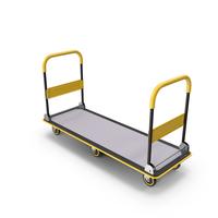 Platform Hand Truck Trolley PNG & PSD Images