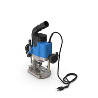 Plunge Router Generic PNG & PSD Images