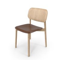 Soft Chair Brown PNG & PSD Images