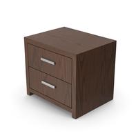Wooden Bedroom Cabinet Dark PNG & PSD Images