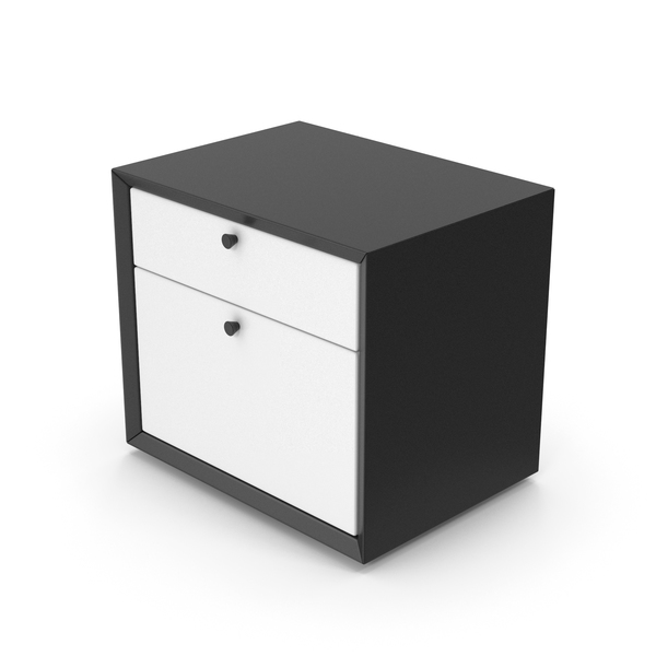 Cabinet Black and White PNG & PSD Images