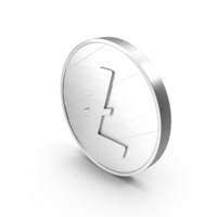 Litecoin Cryptocurrency PNG & PSD Images