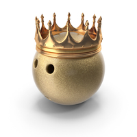 Bowling King PNG & PSD Images