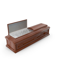 Wood Coffin Italian PNG & PSD Images