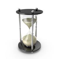 Sand Clock Metal PNG & PSD Images