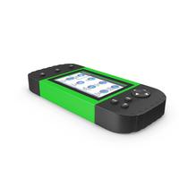 Car Diagnostic Scanner Green PNG & PSD Images