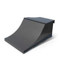 Skateboard Ramps Black PNG & PSD Images