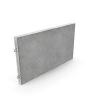 Precast Concrete Wall Panel PNG & PSD Images