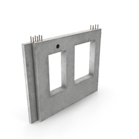 Precast Wall Panel PNG & PSD Images