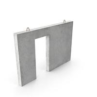 Prefabricated Precast Concrete Panel PNG & PSD Images