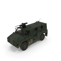 Protected Infantry Vehicle Bushmaster PNG & PSD Images