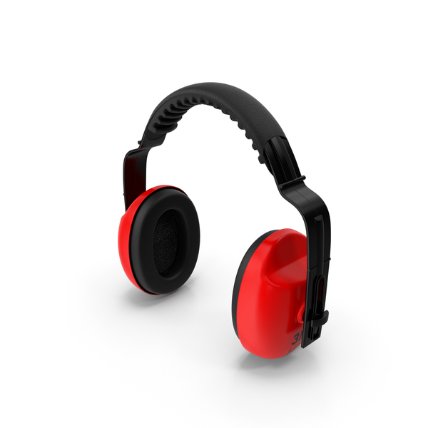Protective Safety Earmuff PNG & PSD Images