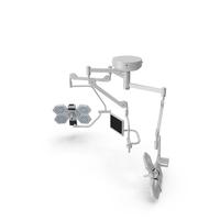 Medical Surgical Light Set PNG & PSD Images